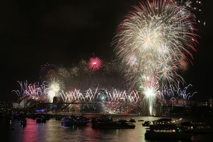 2013 Sydney New Years Eve