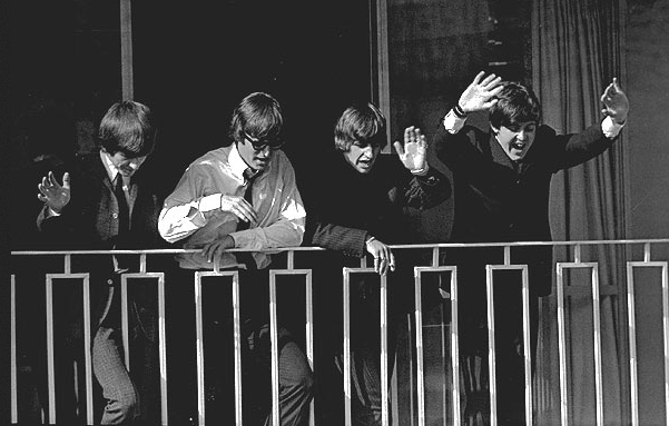 beatles in Sydney