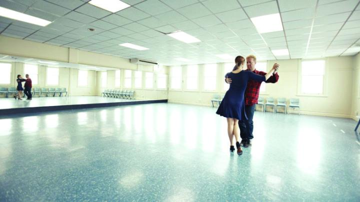 I Want to Dance Better at Parties: In need of some form of human contact, a grieving man takes up dance classes with a young instructor.