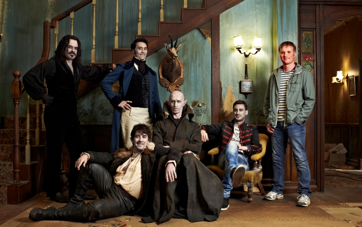 What We Do in the Shadows: A NZ documentary crew are given a guarantee of safety as they set out to make a film about a house of vampires in suburban Wellington. This is a mockumentary that explores the perils and pleasures of life as a vampire in a modern city. Starring Jemaine Clement (Flight of the Conchords) and Taika Waititi (Boy, Eagle Vs Shark) Sun 15 June 8pm, State Theatre