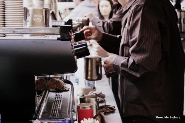 Aroma Coffee Festival